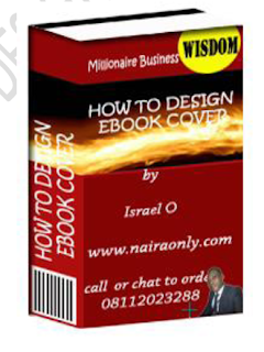 Learn how to design professional eBook cover within 24hours (.pdf)