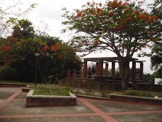 Thiruvananthapuram museum compound
