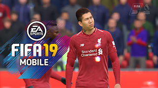 FIFA 19 Mobile Android Offline 1 GB Patch FIFA 14 New Menu Best Graphics