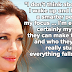 Angelina Jolie Inspirational Quotes With Pictures And Wallpapers