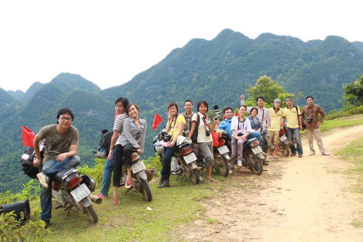 Dịch vụ cho thuê xe máy tại Hà Giang