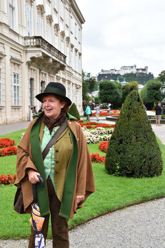 Stadtführung durch Salzburg mit Biersommelier Martina Gyuroka