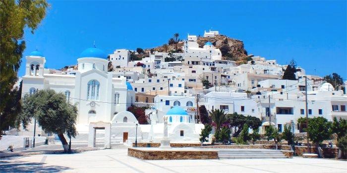 Guida viaggi di Ios, Cicladi, Grecia