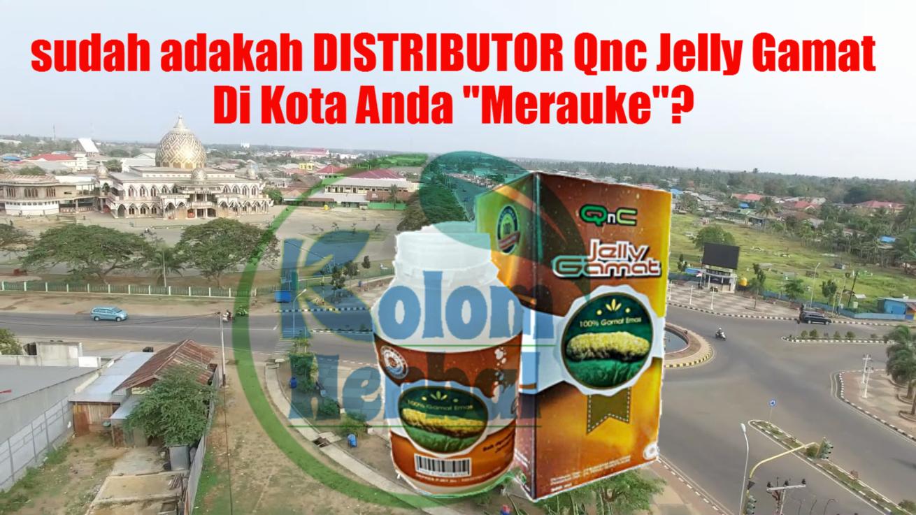 Agen Qnc Jelly Gamat Di Merauke