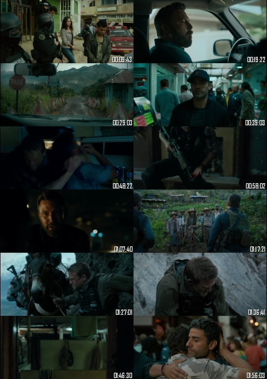 Triple Frontier 2019 WEB-DL 720p 480p Dual Audio Hindi English Full Movie Download