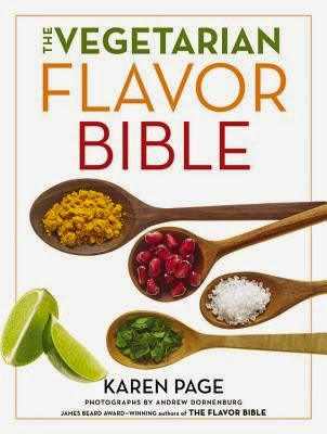 The Vegetarian Flavor Bible by Karen Page and Andrew Donenburg