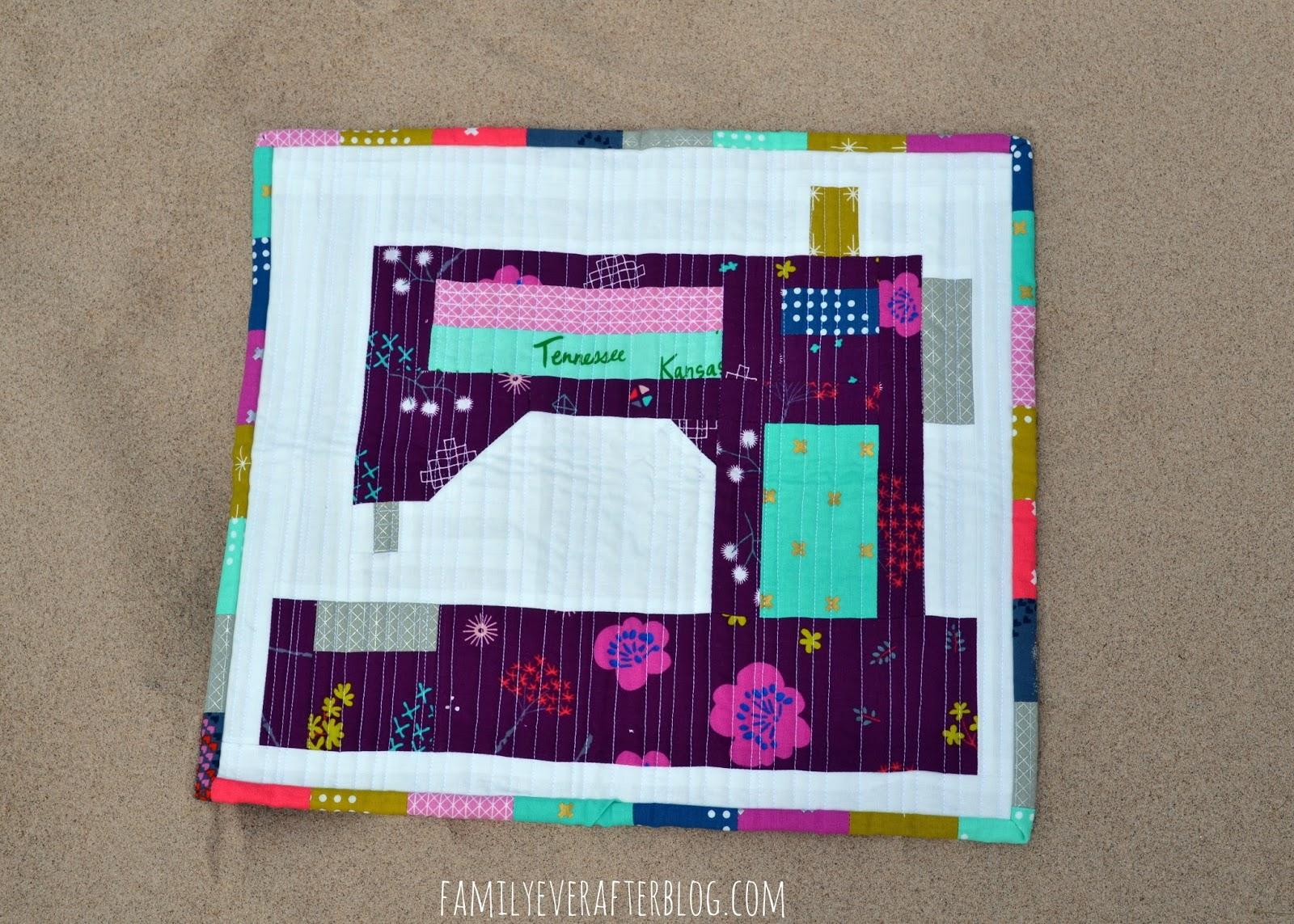 Cotton & Steel Mini Quilt Swap