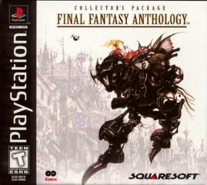 Imagem Final-Fantasy Anthology Collection PS1, PS2, Jogo S V