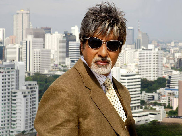 7 Best and Awesome HD Wallpapers Of Amitabh Bachchan
