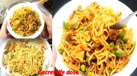 maggi recipe secret life dose
