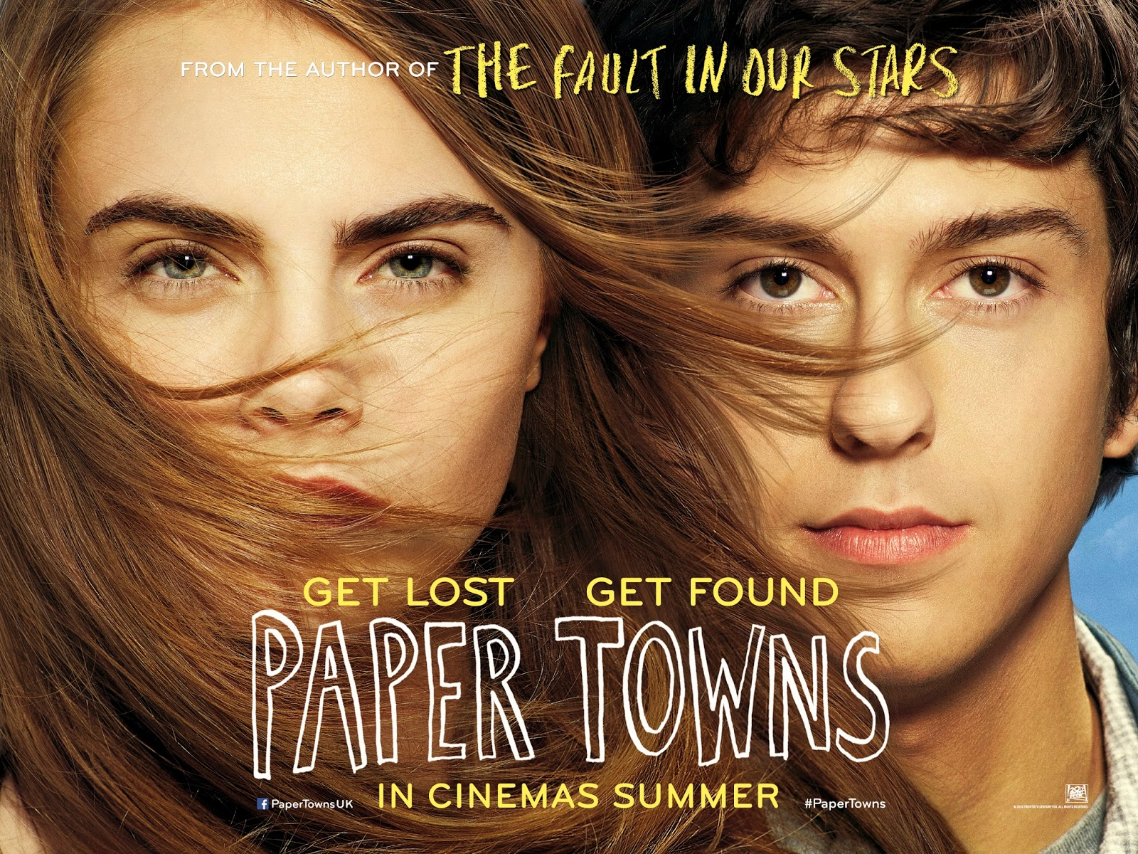Paper Towns Movie Review and Ratings by Kids