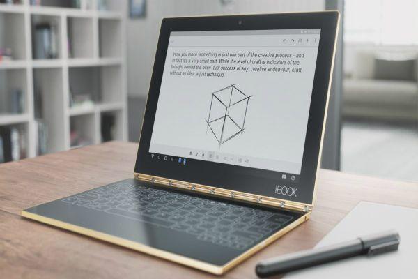 لينوفو تطلق اول جهاز لوحي 2 في 1 يحمل اسم Yoga Book