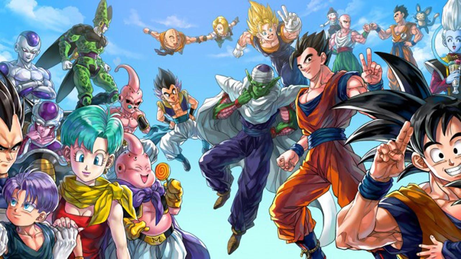 Dragon Ball Z Legendado