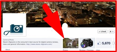 how to remove a photo from facebook