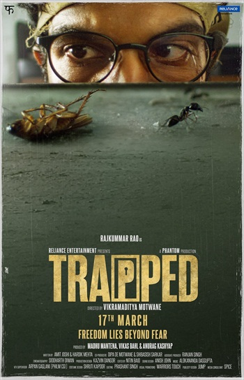 Trapped 2017 Hindi 720p DVDRip 800mb