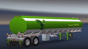 Heil Tanker 2 axle trailer pack 1.2