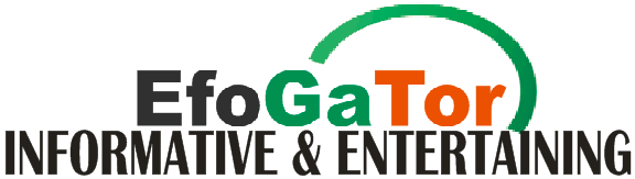 Efogator: African informative and entertaining blog