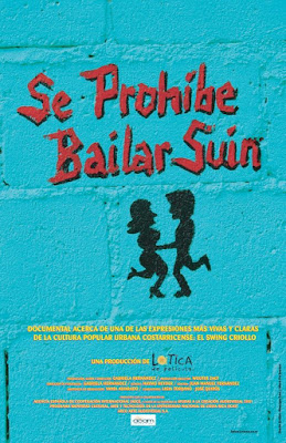documental, portada, se prohibe bailar suin.