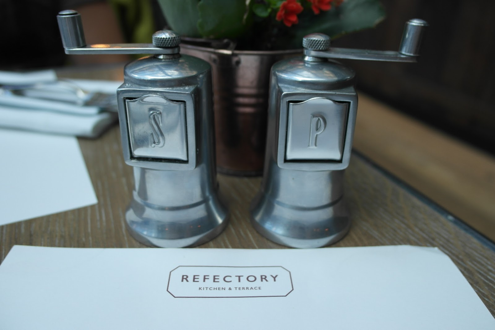 The Refectory Restaurant, The Royal York Hotel review