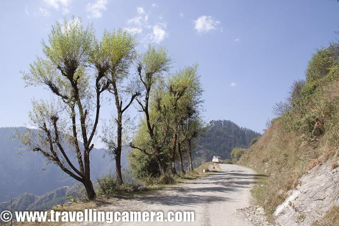 Mountain Terrain Biking Himachal 2011