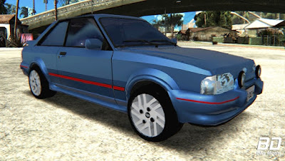 Download mod carro Ford Escort XR3 1992 , GTA San Andreas