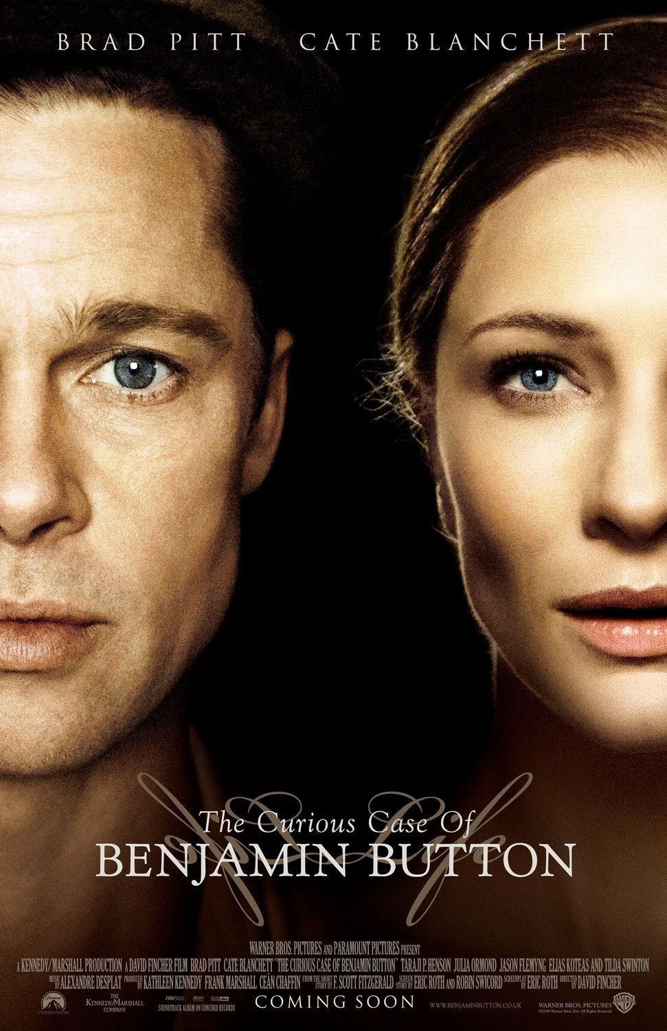The Curious Case of Benjamin Button 2008 - Full (HD)