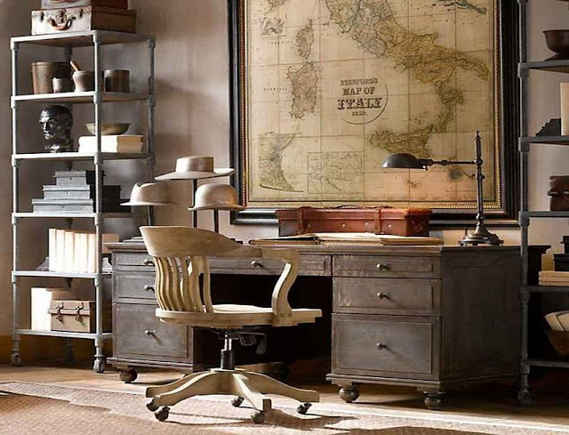 best buy vintage home office furniture in CT for sale