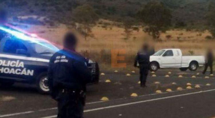 Abandonan tres cadáveres desmembrados  en Michoacán