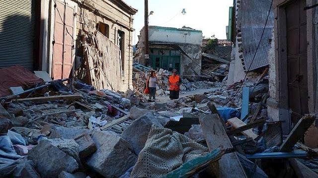 7 Σεπτεμβρίου 1999: Ο σεισμός της Πάρνηθας σκοτώνει 143 άτομα και χιλιάδες οικογένειες άστεγες (βίντεο)