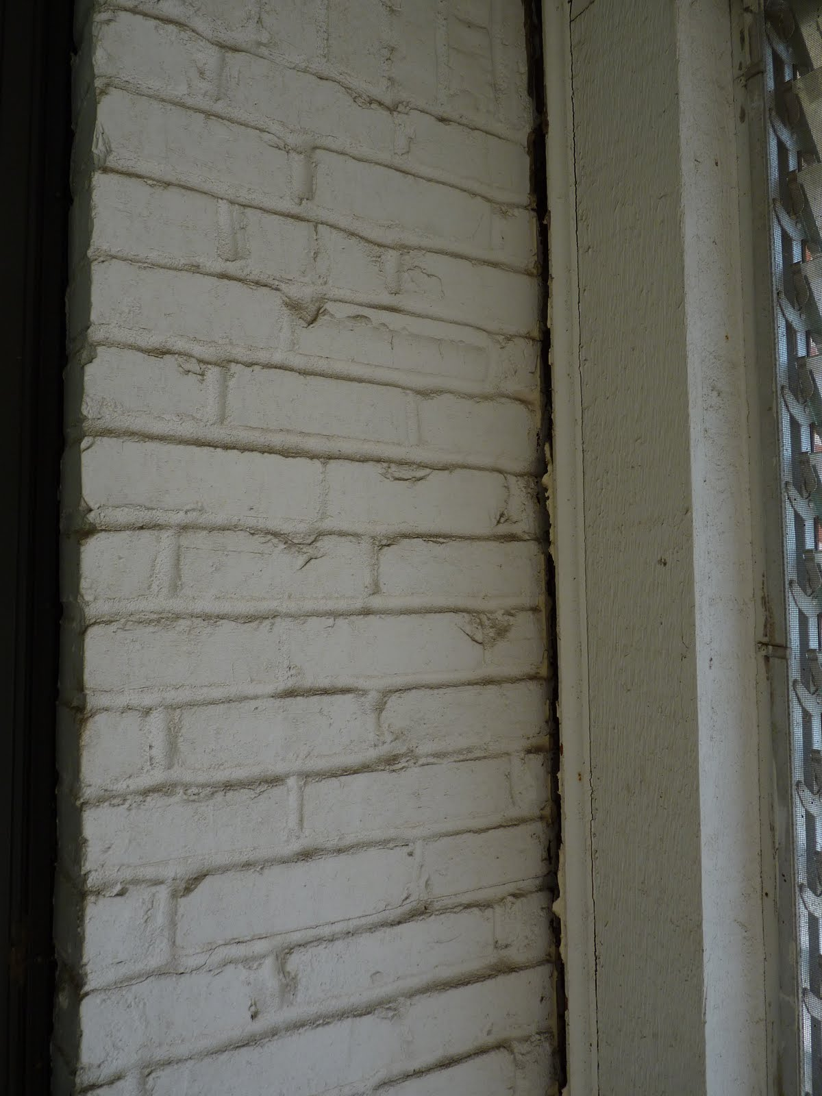 This Old House Porch Separating From House