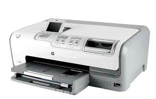 HP Photosmart D7160 Printer Driver Download