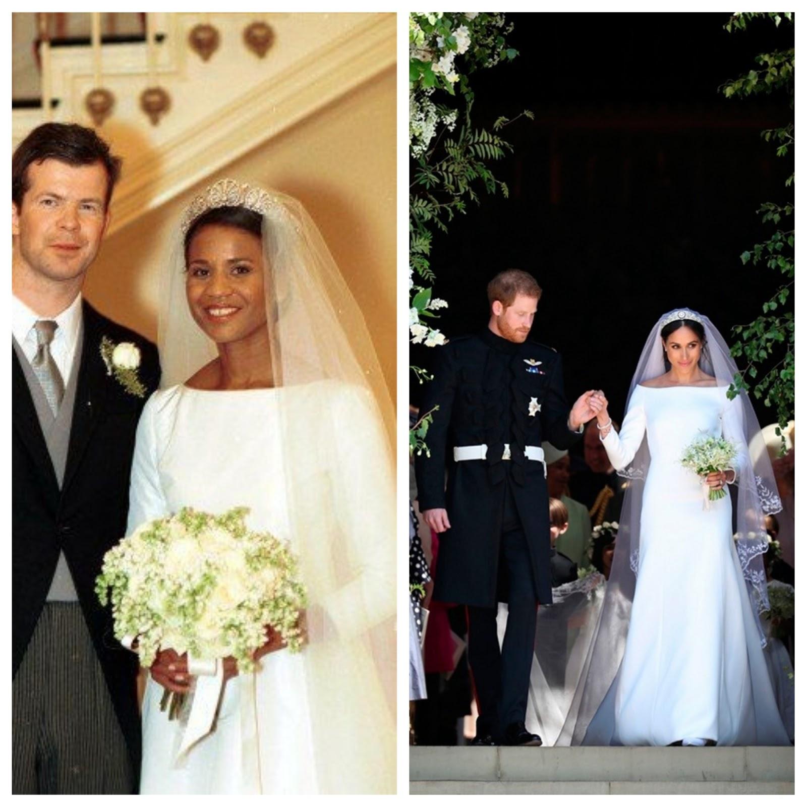 A Inspiração Do Vestido De Noiva De Meghan Markle A