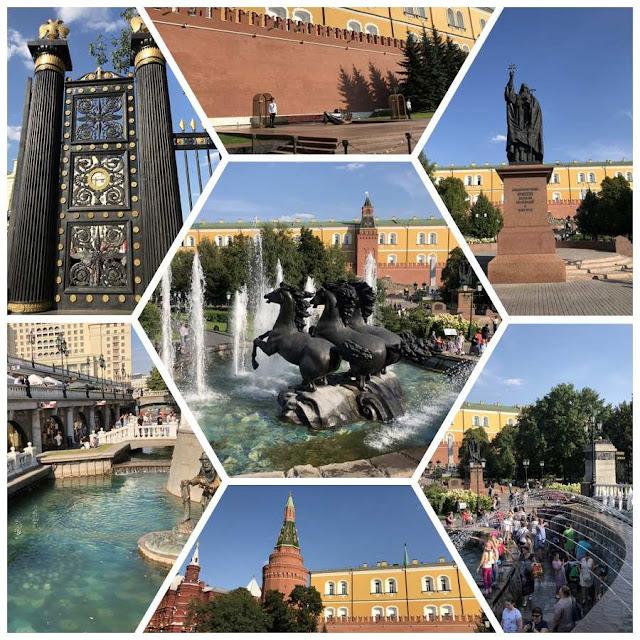 Alexander Garden - Moscovo