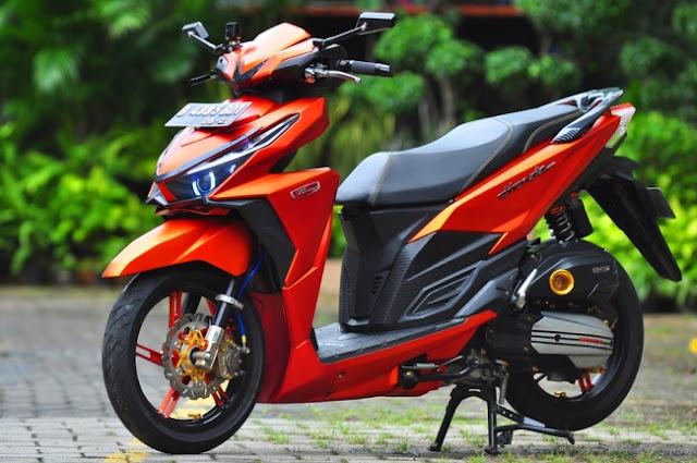 Kelebihan dan Kekurangan Honda Vario 150 125 dan 110