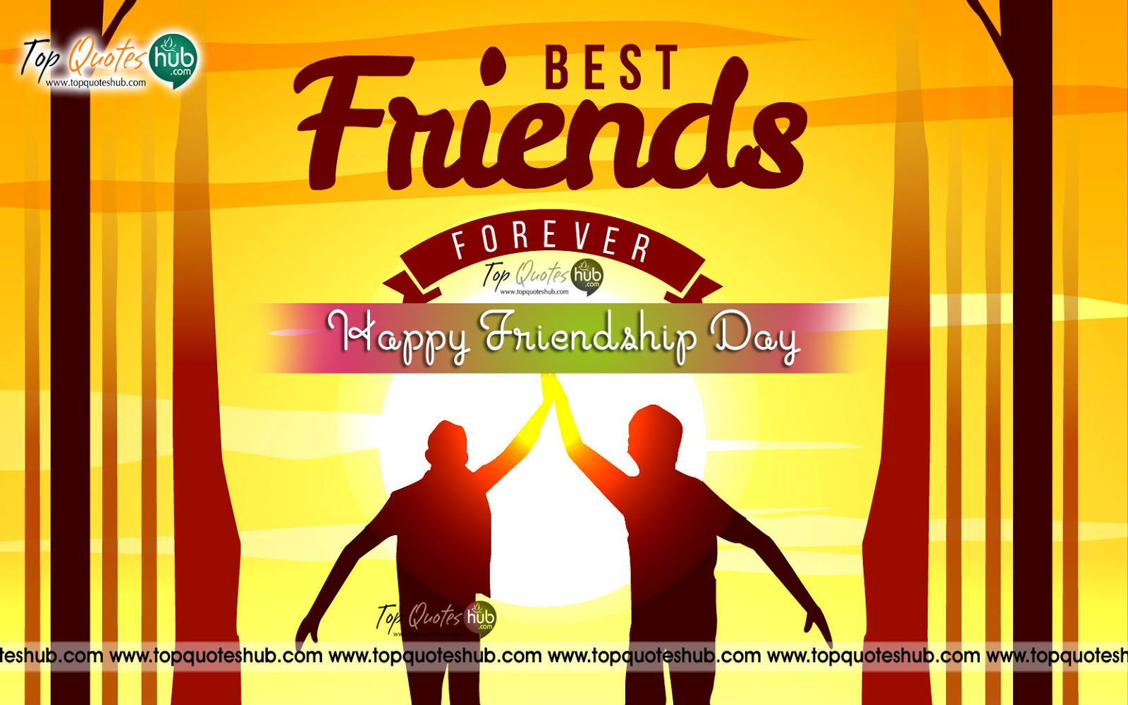 Happy friendship day quotes and greetings hd images topquoteshub happy friendship day quotes and greetings hd images m4hsunfo