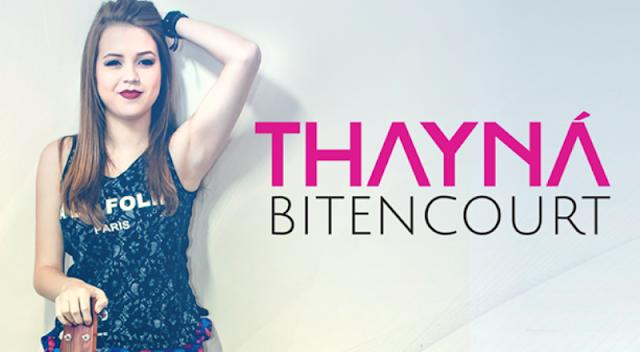 Thayná Bitencourt - Chinelo e Pijama