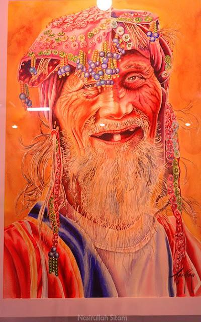 Jinky Rayo (Philippines) - Grandpa's Smile