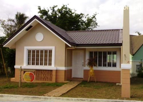 Medium size house for the medium size family bahay ofw - Camella homes bungalow house design ...