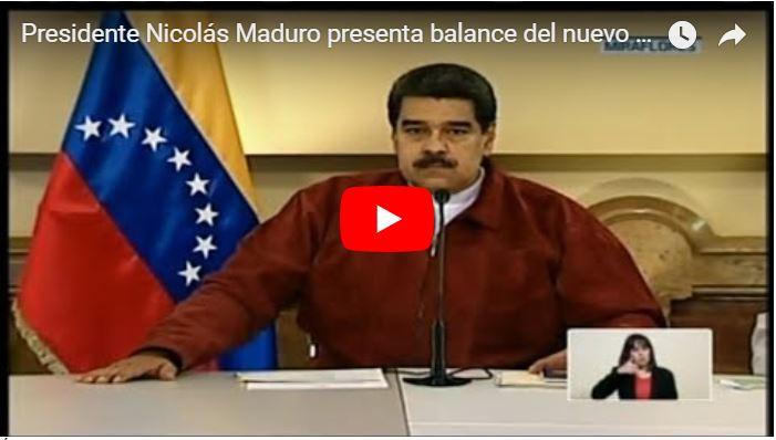 Maduro descubrió en cadena Nacional que el Bolívar Soberano no tiene respaldo verdadero