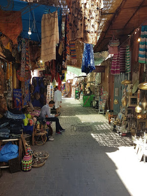 medina marrakech marocco