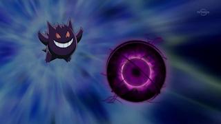 Ataques de Pokémon: Gengar