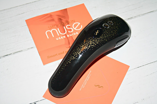 SmoothSkin Muse IPL Intelligent Hair Removal Device