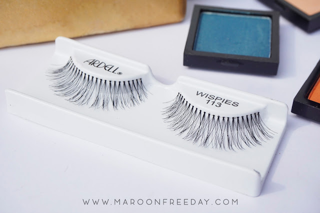 Review Marisa Lukman False Lashes