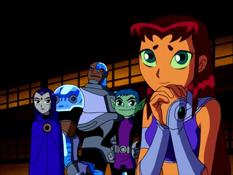 Pin On Teen Titans