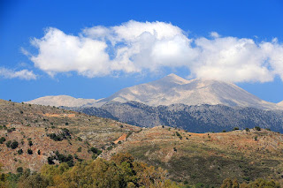 Białe Góry na Krecie