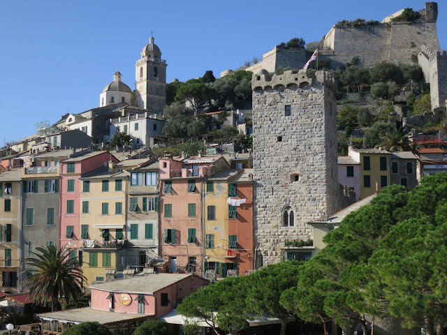 Old Portovenere overview