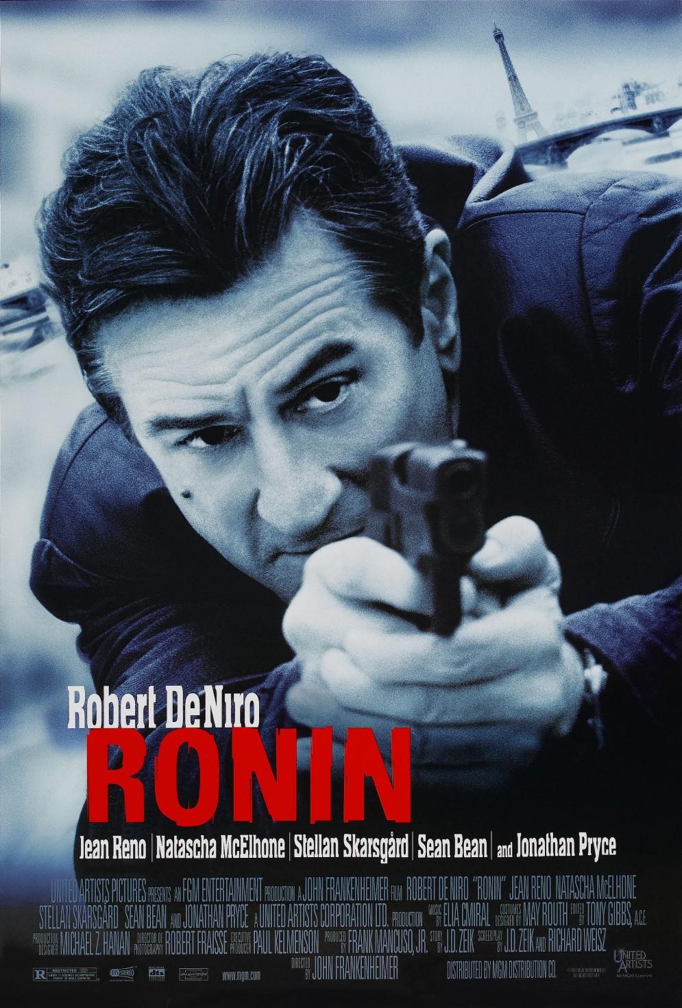 Ronin affiche