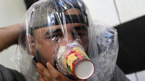 Siria, otra vez sopa (2)