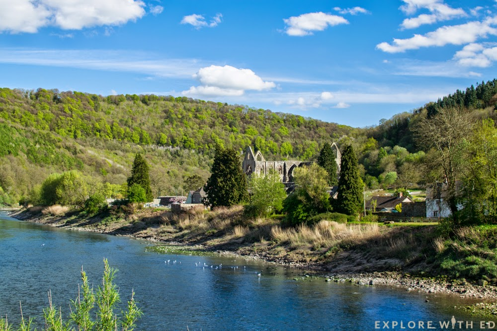 Tintern and River Wye