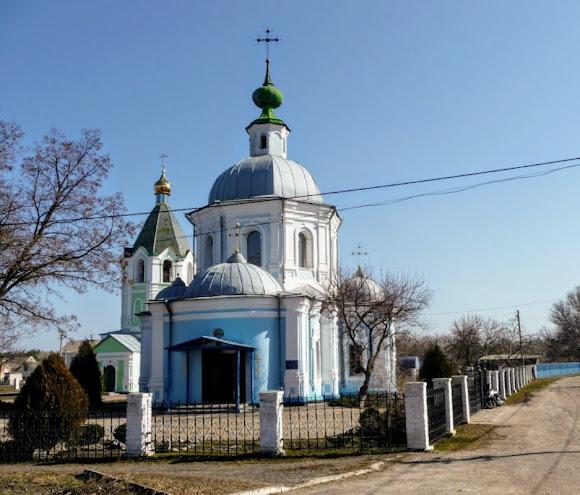 Китайгород. Храмовый комплекс